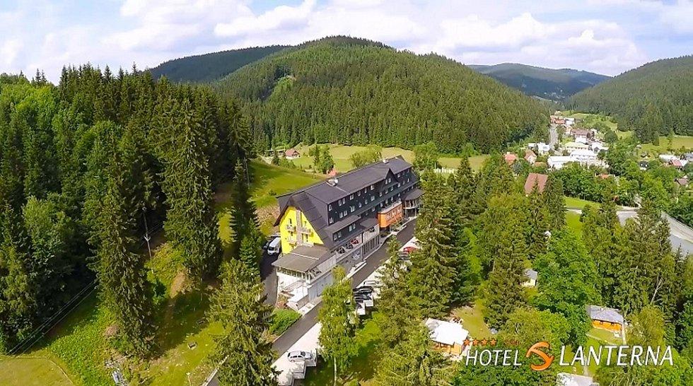 Spa hotel Lanterna**** Velké Karlovice