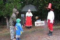Dům dětí a mládeže Pastelka uspořádal 20. ročník Pohádkového lesa