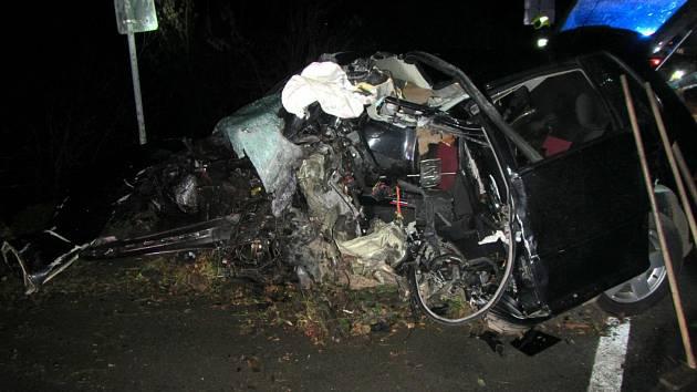 V neděli po půlnoci došlo ke smrtelné dopravní nehodě u Moravského Písku.