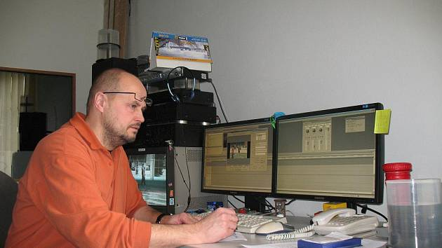 Jan Dudek se v televizním prostředí pohybuje již dvanáctým rokem.