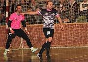 2. futsalová liga: Bazooka CF Uherské Hradiště - Zlín 10:4.