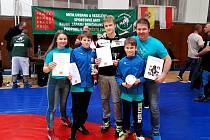 Nivnická výprava slavila na turnaji v Praze dvě medailová umístění.