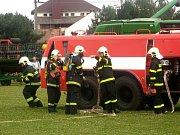Sbor dobrovolných hasičů ze Starého Města.