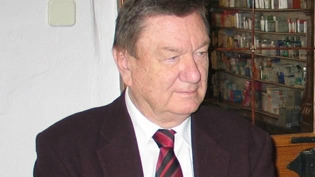 Potomek zakladatele Slováckých novin Igor Stancl.