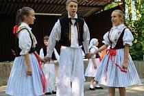 Dětské folklorní soubory v Jankovicích