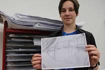 15. ročník celostátní soutěže ve Znojmě, v kategorii 7. – 9. tříd zcela ovládli gymnazisté kvarty z metropole Slovácka