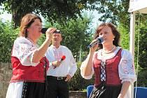 Festival dechových hudeb Pod Javorinú ve Strání. Ilustrační foto