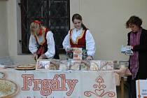 Den otevřených památek v Uh. Brodě nabídl občanům také folklorní vystoupení a ukázky řemesel.