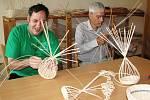 Své umění o víkendu předvedli zdravotně postižení obyvatelé domu i přizvané soubory.