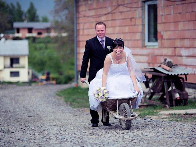 Veronika a Milan Jakešovi