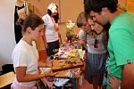Salesiánská asociace Dona Boska se prezentovala ve Stojanově gymnáziu Velehrad.