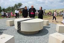 Vsobotu 3. července byla slavnostně otevřena Cyklostezka sv. Metoděje, vedoucí ze Zlechova do Boršic.