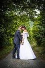 Soutěžní svatební pár číslo 208 - Eva a Martin Schůrkovi, Dolní Studénky