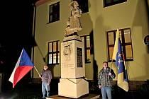 100. let od vzniku ČSR si vBřestku připomenuly čtyři stovky lidí.