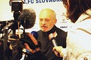 1. FC Slovácko - MFK Karviná (ve žlutém)