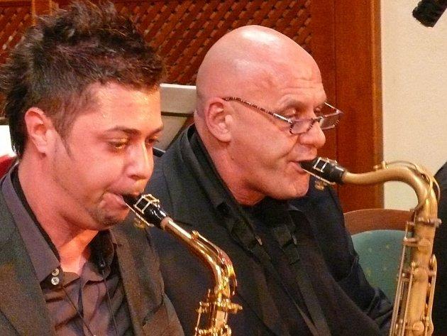 Již podeváté se letos na Slovácku uskutečnila akce CZ&SK Jazz weekend.