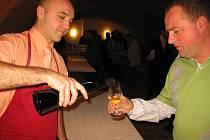 Mezinárodní soutěžní přehlídka mešních a košer vín s názvem Cisterciácká pečeť.