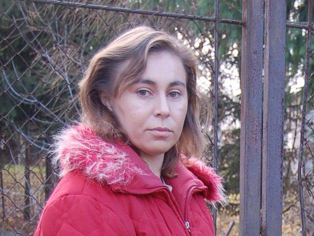Chovatelka Martina Junaštíková z Dolního Němčí.