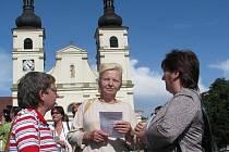 Památková zóna v Uh. Brodě byla slavnostně otevřena.