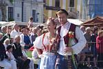 Slovácké slavnosti vína a otevřených památek v Uherském Hradišti