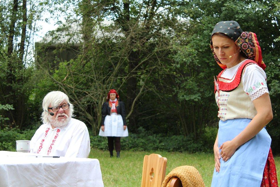 Mezinárodní folklorní festival Strážnice 2018.