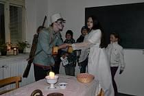 Ostrožský dům dětí si na dušičkový víkend připravil strašidelnou stezku, dílničky i lampionový průvod.