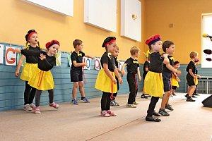 V Huštěnovicích si připomenuli 130 let od položení základního kamene základní školy.