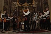 Advent zahájil koncert duchovní hudby v kostele sv. Františka Xaverského v Uherském Hradišti.