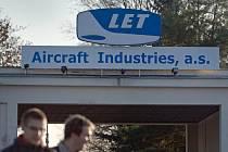 V areálu kunovické společnosti Aircraft Industries zaměřené na letecký průmysl střílel ve čtvrtek 10. listopadu Karel Musela na členy představenstva.