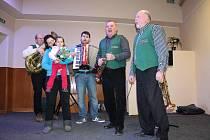 V Kulturním klubu v Hulíně se pořádaly nejrůznější společenské akce. Ilustrační foto.