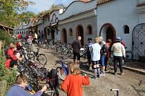 Cyklisté projedou Slováckem a uzavřou sezónu.
