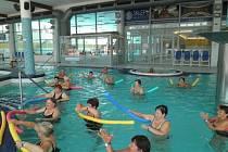 Cvičební rok 2021 v Aquaparku zahájen.