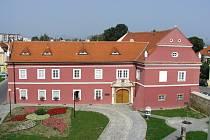 Galerie Slováckého muzea.