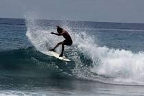 Surfové prkno, nejoblíbenějším nástroji Otmara Olivy ml.