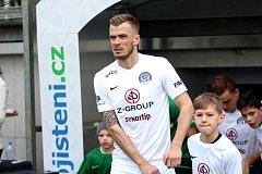 Stoper 1. FC Slovácko Stanislav Hofmann.