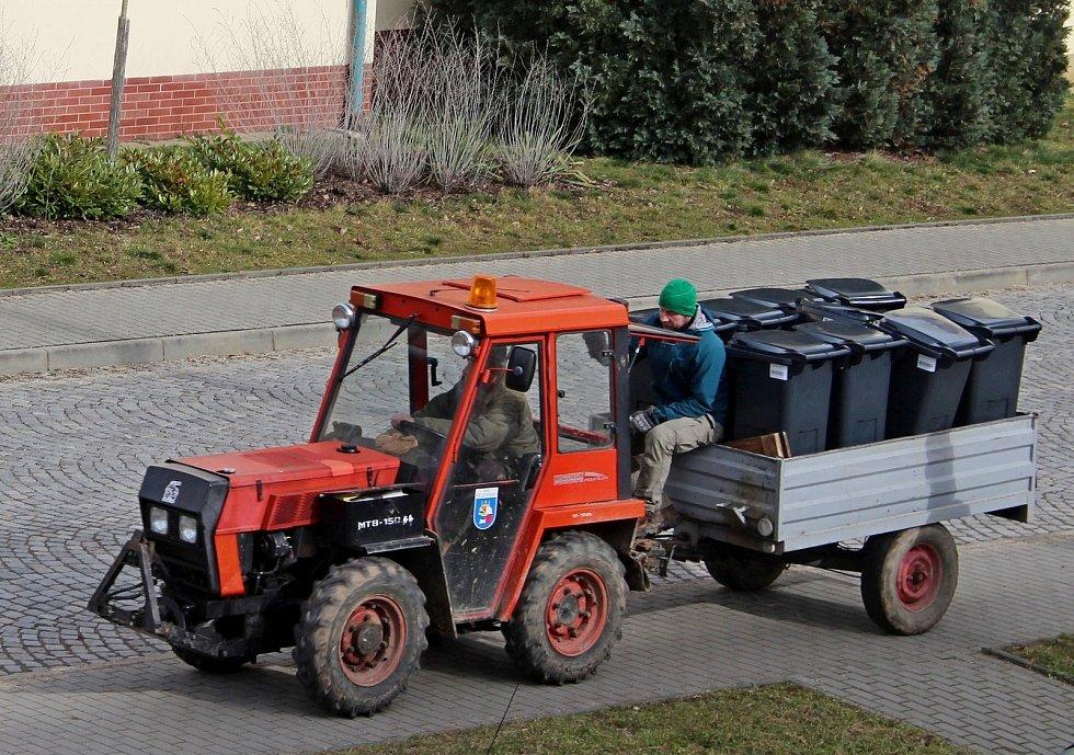 Obec Velehrad chystá na začátek dubna zavedení nového Motivačního a evidenčního systému odpadového hospodářství (MESOH) od domácností.