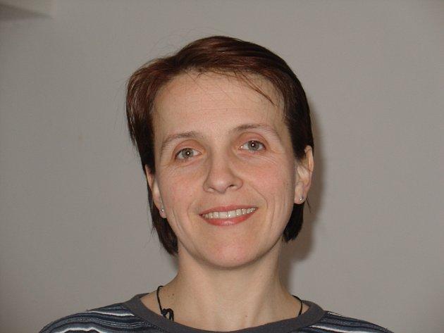Psycholožka Věra Bendová.