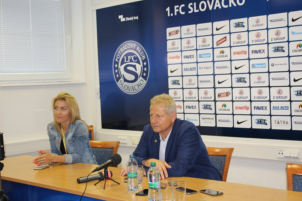 1. FC Slovácko - Fastav Zlín, 2. poločas.