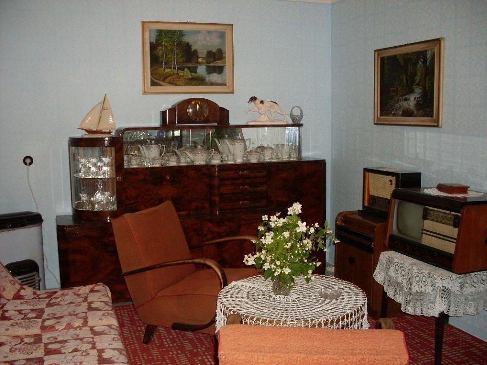 Expozice Muzea Bojkovska