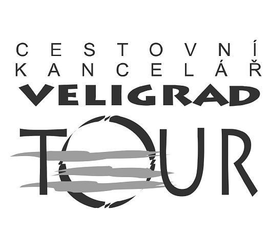 Logo cestovní kanceláře Veligrad Tour