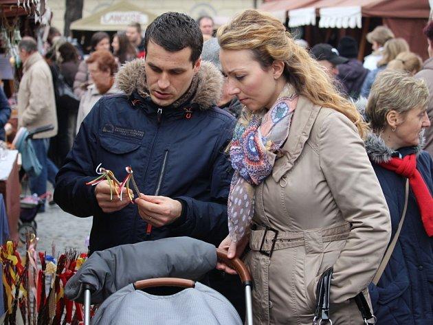 Velikonoční trhy v Uherském Hradišti