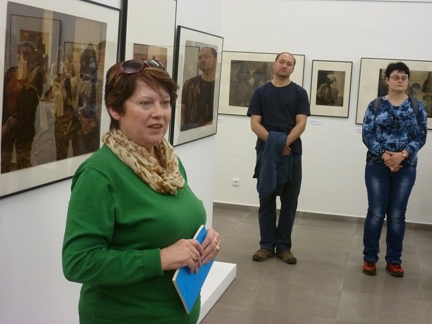 Slovácké muzeum v Uherském Hradišti představilo zájemcům život a dílo německého fotografa Erwina Rauppa.