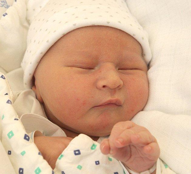 Michal Janík z Buchlovic se narodil 22. 8. 2017 ve FN Brno v 03:45 hod, měl 3400 g,  50 cm