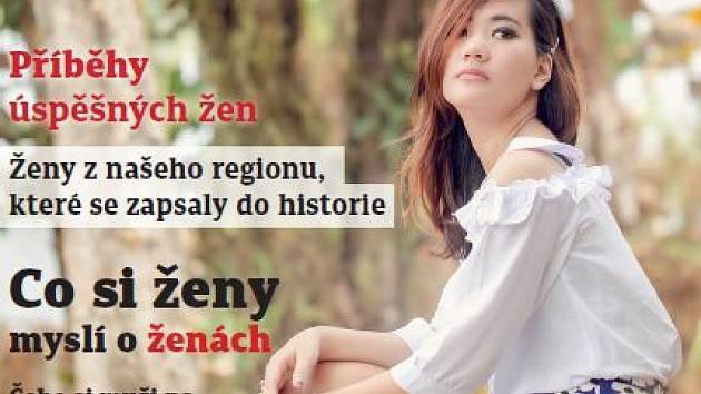 Příloha regionálního Deníku.