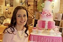 Pro Markétu Sukupovou se dělání dortů stalo z koníčka zaměstnáním.