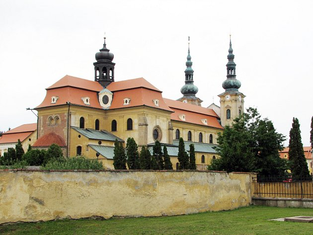 Velehradská bazilika.