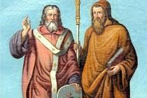 Konstantin a Metoděj.