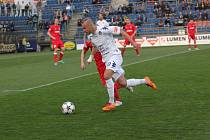 Jakub Petr. 1. FC Slovácko - Brno. Ilustrační foto.