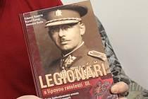 Křtu nové knihy o legionářích se zúčastní i náčelník generálního štábu.