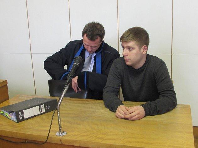 Petr Plášek u soudu